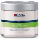 Indola Professional Innova Repair Rinse-Off Treatment - Восстанавливающая маска для волос, 200 мл