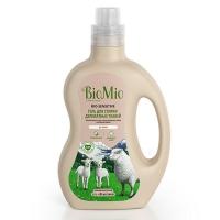 BioMio - Гель для стирки деликатных тканей, без запаха, 1500 мл