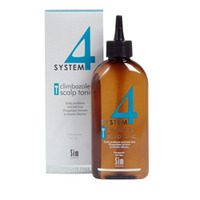 Sim Sensitive System 4 Therapeutic Climbazole Scalp Tonic T - Терапевтический тоник Т для всех типов волос 200 мл