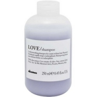 Davines Essential Haircare Love Smooth Shampoo - Шампунь для разглаживания завитка, 250 мл.
