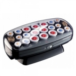 Фото BaByliss Pro Ceramic Pulse Technology  - Термобигуди для волос, керамика+велюр, 20 шт, 400 Вт