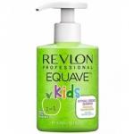 Фото Revlon Professional Equave Instant Beauty Kids Shampoo - Шампунь для детей 2 в 1, 300 мл