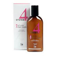 Купить Sim Sensitive System 4 Therapeutic Oil Cure Mask O - Терапевтическая маска «О» для всех типов волос 215 мл