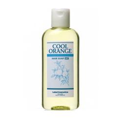 Фото Lebel Cool Orange Hair Soap Ultra Cool - Шампунь для волос «Ультра Холодный Апельсин» 200 мл