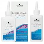 Фото Schwarzkopf Natural Styling Glamour - Комплект для химической завивки 2, 180 мл
