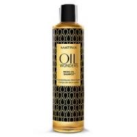 Matrix Oil Wonders Micro-Oil Shampoo - Легкий шампунь с микро-каплями марокканского арганового масла, 300 мл.<br>