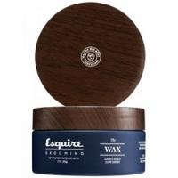 Esquire Grooming Men The Wax - Воск для волос, легкая степень фиксации, легкий блеск, 85 г