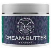 Valentina Kostina Organic Cosmetic Cream Butter Almond - Крем-баттер для тела миндальный, 200 мл.<br>