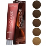 Фото Matrix Socolor.beauty High Impact Brunette - Крем-краска перманентная, тон GG глубокий золотистый, 90 мл
