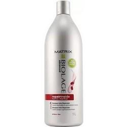 Фото Matrix Biolage RepairInside - Шампунь для сильно поврежденных волос, 1000 мл