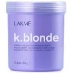Lakme K.Blonde Compact Powder-Cream - Пудра для обесцвечивания волос, 500 г