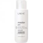 Фото Lakme Master Perm Selecting System 0 Waving Lotion - Лосьон для завивки трудно-завиваемых волос, 500 мл
