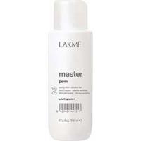 Lakme Master Perm Selecting System 2 Waving Lotion - Лосьон для завивки окрашенных и ослабленных волос, 500 мл