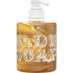 Фото Valentina Kostina Organic Cosmetic Golden Soap - Жидкое мыло для волос и тела золотое, с дозатором, 300 мл
