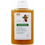 Фото Klorane Shampoo with Desert Date - Шампунь питательный для волос с маслом финика пустынного, 400 мл