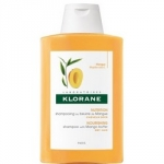 Фото Klorane Dry Hair Shampoo - Шампунь для сухих и поврежденных волос с маслом манго, 400 мл