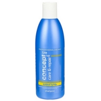 Concept Intense Repair Shampoo - Шампунь для волос восстанавливающий, 300 мл