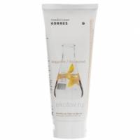 Korres Conditioner Sunflower &amp;amp; Mountain Tea - Кондиционер для окрашенных волос с подсолнухом и гаультерией 200 мл<br>