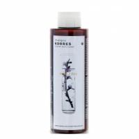 Купить Korres Shampoo Almond & Linseed - Шампунь для сухих и поврежденных волос с миндалем и семенами льна, 250 мл