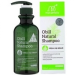 Фото Gain Cosmetics Mstar Obill Natural Shampoo - Шампунь от перхоти, 500 мл