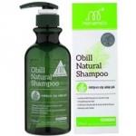 Фото Gain Cosmetics Mstar Obill Natural Shampoo - Шампунь от перхоти, 500 мл