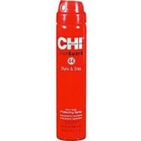 Chi 44 Iron Guard Style and Stay Firm Hold Protecting Spray - Спрей термозащита сильной фиксации, 200 г.