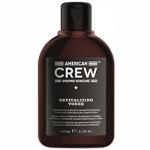 Фото American Crew Revitalizing Toner Crew Shaving Skincare - Лосьон восстанавливающий после бритья, 150 мл
