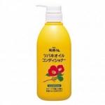 Фото Kurobara Camellia Oil Hair Conditioner - Кондиционер для поврежденных волос с маслом Камелии японской, 500 мл.
