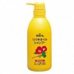 Фото Kurobara Camellia Oil Hair Shampoo - Шампунь для поврежденных волос с маслом Камелии японской, 500 мл.