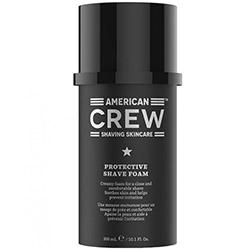 Фото American Crew Protective Shave Foam Crew Shaving Skincare - Пена защитная для бритья, 300 мл