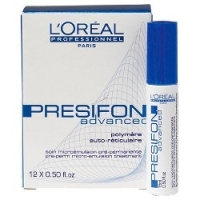 L'Oreal Professionnel Presifon Advanced - Защищающий уход перед химической завивкой, 12 шт по 15 мл