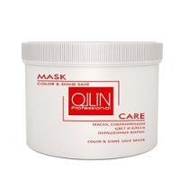 Купить Ollin Care Almond Oil Mask - Маска для волос с маслом миндаля 500 мл, Ollin Professional