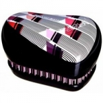 Фото Tangle Teezer Compact Styler Lulu Guinness - Расческа, черный