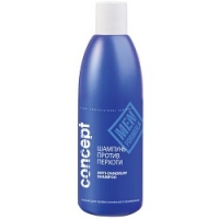 Concept Men Anti-Dandruff Shampoo - Шампунь против перхоти, 300 мл