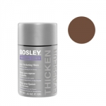 Bosley PRO Hair Thickening Fibers - Medium Brown - Кератиновые волокна - средне-коричневые, 200 мл