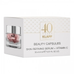 Фото Klapp Skin-Refining Serum + Vitamin C - Капсулы для лица, 30 шт