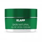 Фото Klapp Skin Natural - Крем Алое Вера, 50 мл