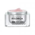 Фото Filorga Night mask - Мультикорректирующая ночная маска, 50 мл