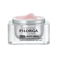 Купить Filorga Night mask - Мультикорректирующая ночная маска, 50 мл