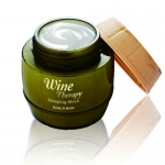 Фото Holika Holika Wine Therapy Sleeping Mask White Wine - Маска для лица ночная, белое вино, 120 мл