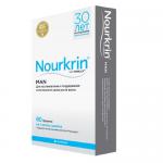 Фото Nourkrin Man - Таблетки для мужчин против выпадения волос, 60 шт