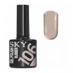 Фото Giorgio Capachini Sky Gel Polish Rubber - Гель - лак для ногтей, Тон 106, 10 мл
