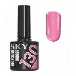Фото Giorgio Capachini Sky Gel Polish Rubber - Гель - лак для ногтей, Тон 130, 10 мл