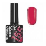 Фото Giorgio Capachini Sky Gel Polish Rubber - Гель - лак для ногтей, Тон 155, 10 мл