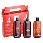 Sim Sensitive System 4 - Комплекс от выпадения волос 500 мл + 500 мл + 500 мл