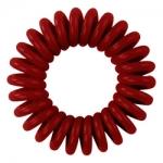 Hair Bobbles HH Simonsen - Резинка-браслет для волос, Темно-красная, 3 штуки