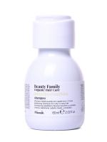 Купить Nook Beauty Family Organic Hair Care Shampoo Pompelmo Rosa & Kiwi - Шампунь для кудрявых или волнистых волос, 60 мл