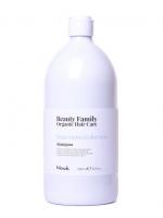Купить Nook Beauty Family Organic Hair Care Biancospino & Aloe Vera Shampoo - Шампунь ежедневный, 1000 мл