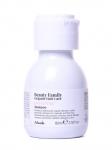 Фото Nook Beauty Family Organic Hair Care Shampoo Avena & Riso - Успокаивающий шампунь для тонких и ломких волос, 60 мл