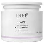Фото Keune Care Curl Control Mask - Маска, Уход за локонами, 200 мл